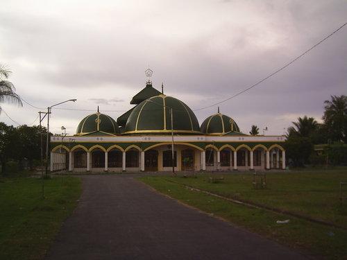 Masjid Agung Al-Mukarram