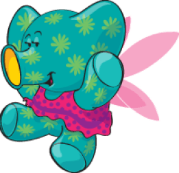 Bella, the Tiniest Toot Fairy