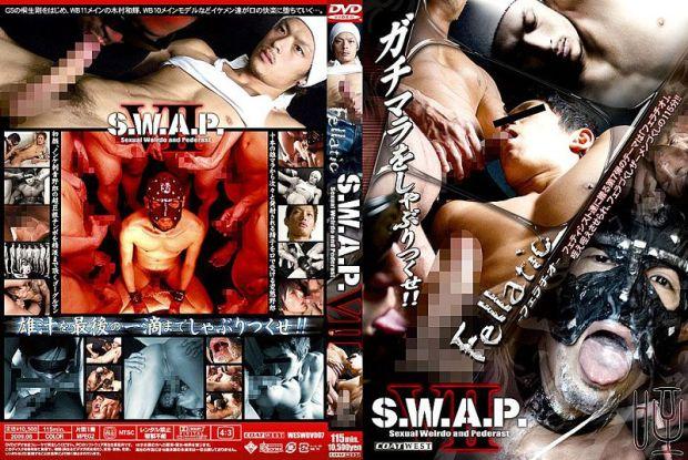 COAT WEST – S.W.A.P. Sexual Weirdo and Pederast VII