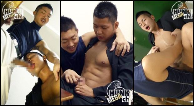 HUNK CHANNEL – TR-HS003 – ハイスクール!男組 part3