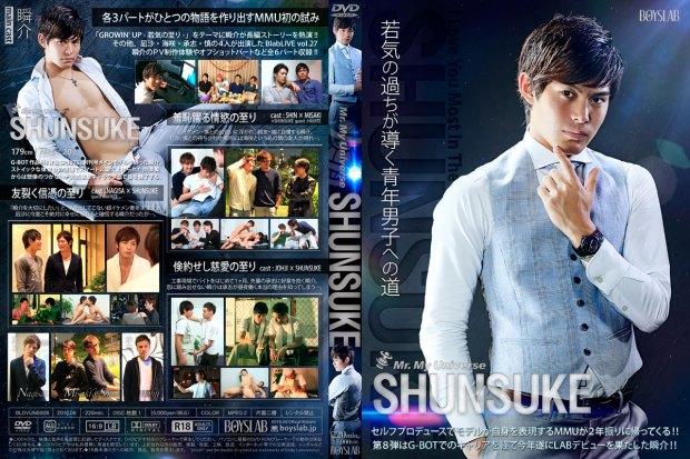 BOYSLAB – Mr. My Universe SHUNSUKE
