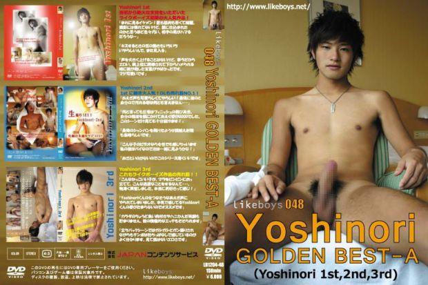 likeboys – LB048 Yoshinori-GOLDEN BEST-A Likeboys 048