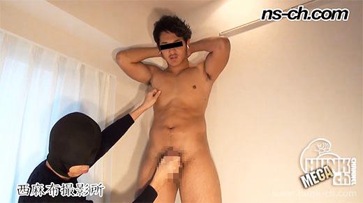 HUNK CHANNEL – NS-338 – 早漏男子は今日も二発射精!!