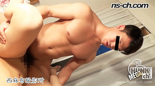 HUNK CHANNEL – NS-355 – S級筋肉男子のセックス事情2