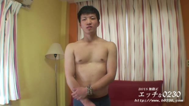 h0230.com – ona0734 – 下條行雄170cm21歳 学生