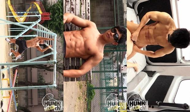 HUNK CHANNEL – TM-NG015 – ノンケ逆ナンパ!! Part15