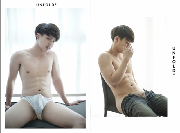 [PHOTO SET] UNFOLD 05 – Oat Panu