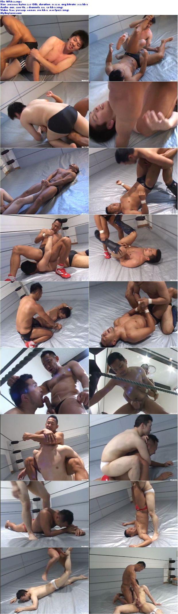 Wrestle Factory – Tough-G ~反逆雄根格闘集~