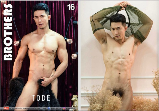 Brothers Vol.16 SEXY完整版 | TODE (ebook)