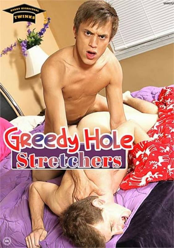 Horny Highschool Twinks - Greedy Hole Stretchers