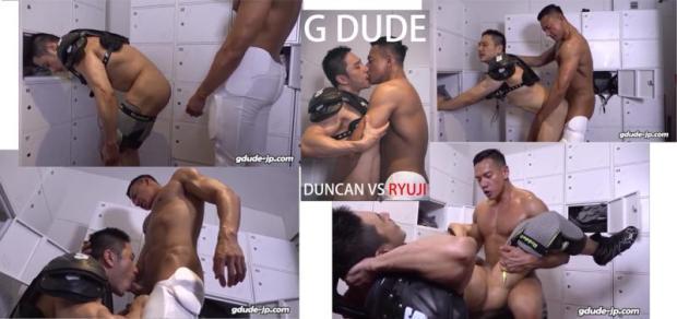 Be A Model 87 – Duncan VS Ryuji