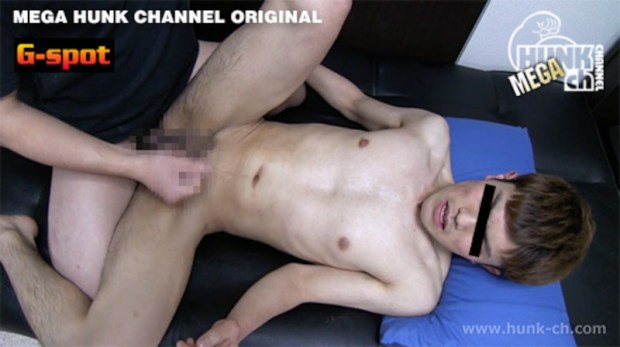 HUNK CHANNEL – GSP-177 – 爽やかテニス青年、卓人の初体験!!浣腸+挿入プレイで2発射精!!