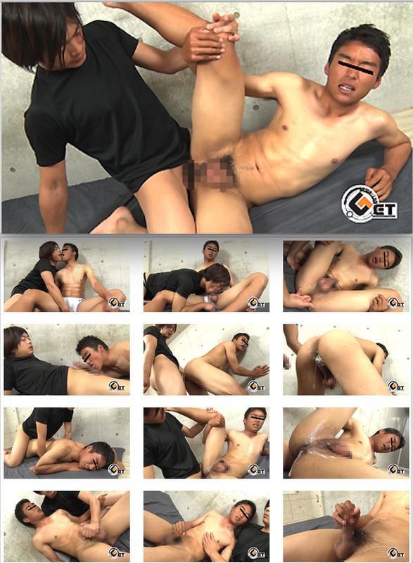 Men's Rush.TV – GT-1554 – 色黒短髪少年がGET-film