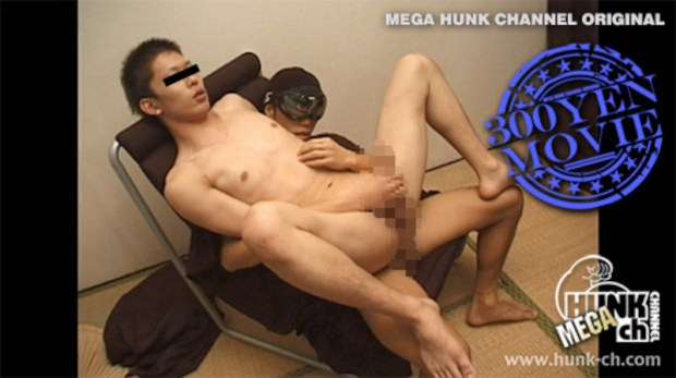 HUNK CHANNEL – GVTHE001 – 濃縮還元300円ムービー!!!MOVIE001