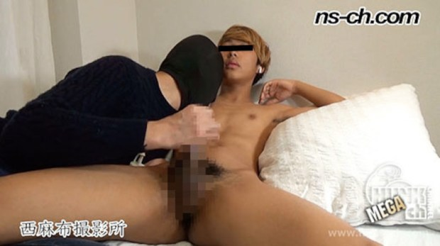 HUNK CHANNEL – NS-583 – 男経験0の今風男子たち(170cm57kg19歳大学生)