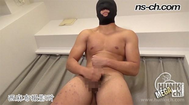 HUNK CHANNEL – NS-741 – 体育会選抜選手(175cm82kg21歳)