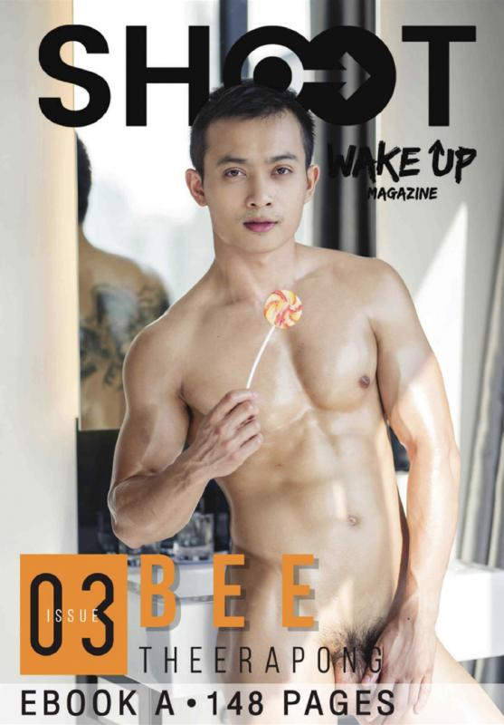 SHOOT issue 03 – Bee Theerapong [Ebook+Video]