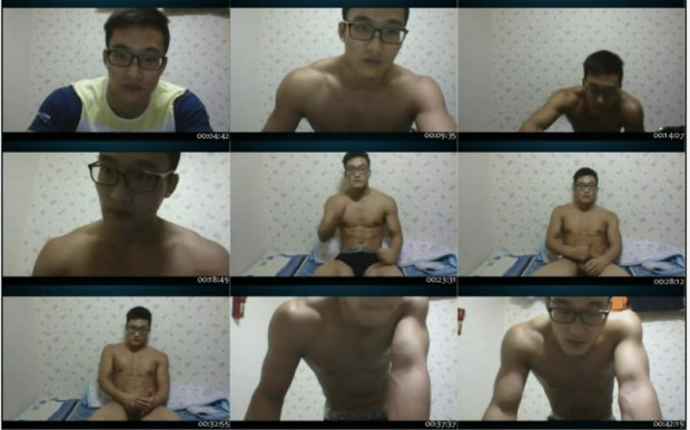 Chinese maleshow – Specky Hunk Webcam