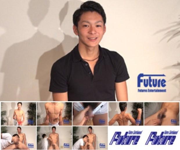 [Future Boy] YC1002881 – スタッフ一押し☆顔、身体、巨根とパーフェクトな正統派イケメン男子が初登