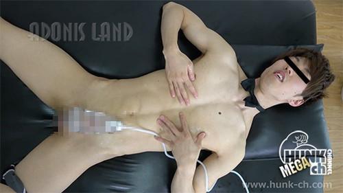 HUNK CHANNEL – ADL-0258 – 競パンネコミミ男子!ノンケ雄穴を激刺激!
