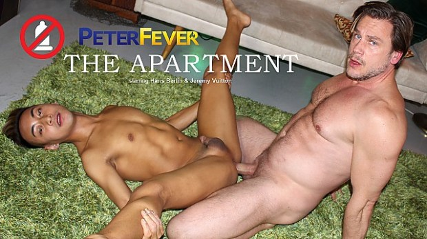 PeterFever – The Apartment: Hans Cums A-Knocking – Hans Berlin, Jeremy Vuitton