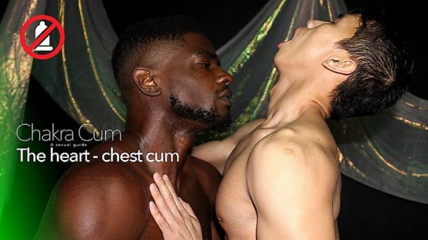 PeterFever – Chakra Cum 5: The Heart (Chest Cum)