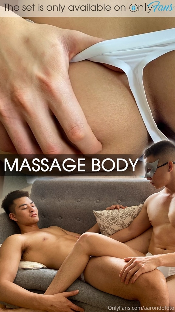 Only Fans - Aaron Do Massage Body