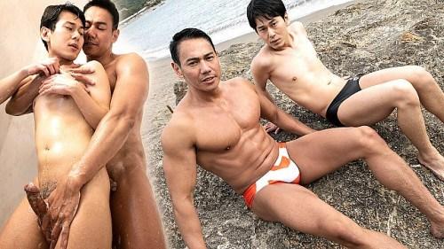 PeterFever - Ryuji and Fuji – Beach Recreation