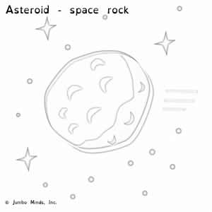 Asteroid_ColoringPage
