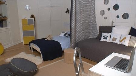 chambre jumeaux enfants et junior