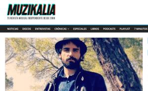 Jumi Luzón estrena videoclip con Muzikalia
