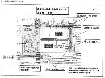 小川駅西口