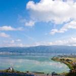 諏訪湖、美ヶ原のソロツーリング