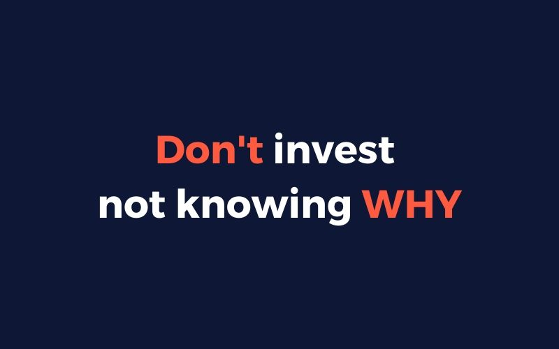 WHY Should You Invest Your Money? Ultimate Purpose Of Investing