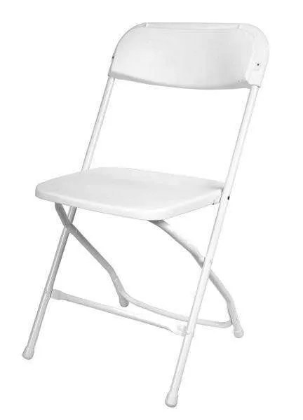 folding chairs for rent outdoor wicker hanging chair with stand jump around party jumpers