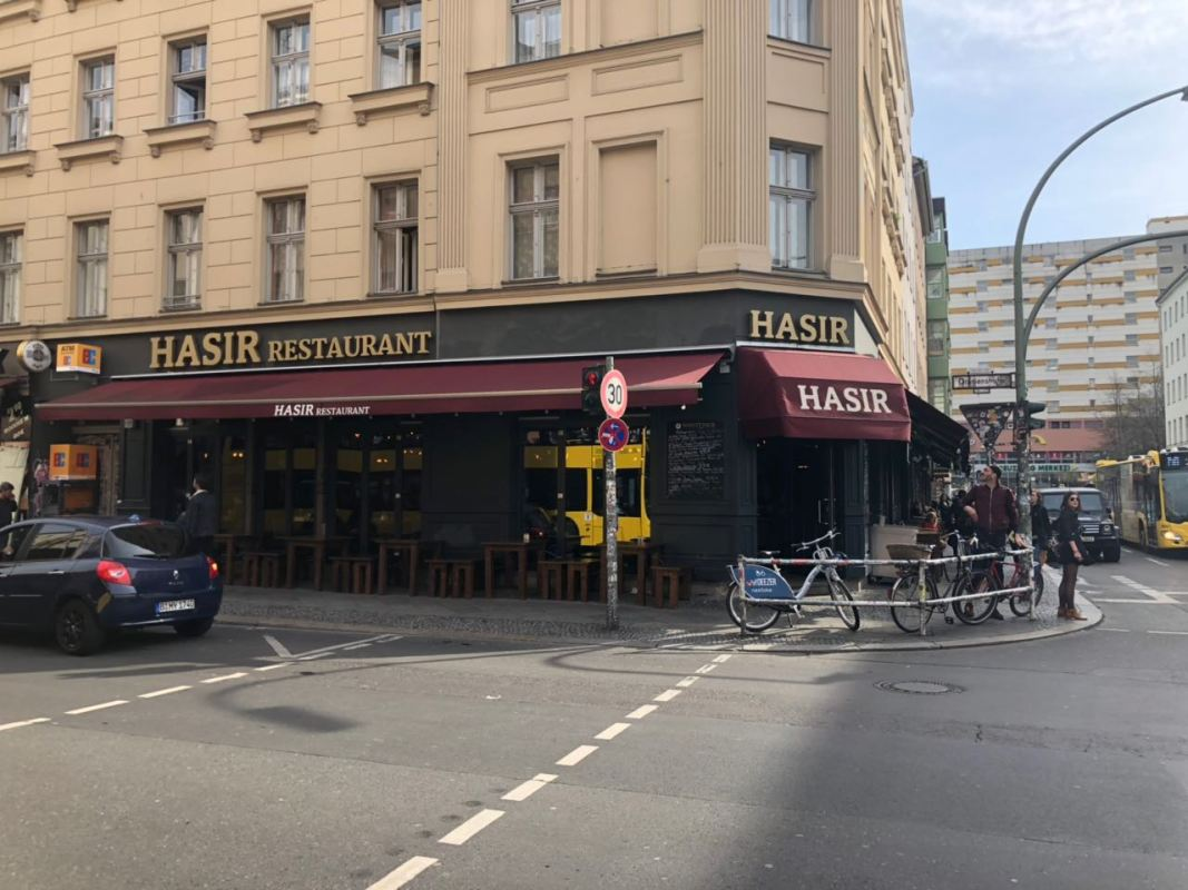 Hasir Restaurant Kreuzberg Turkish Restaurant In Berlin