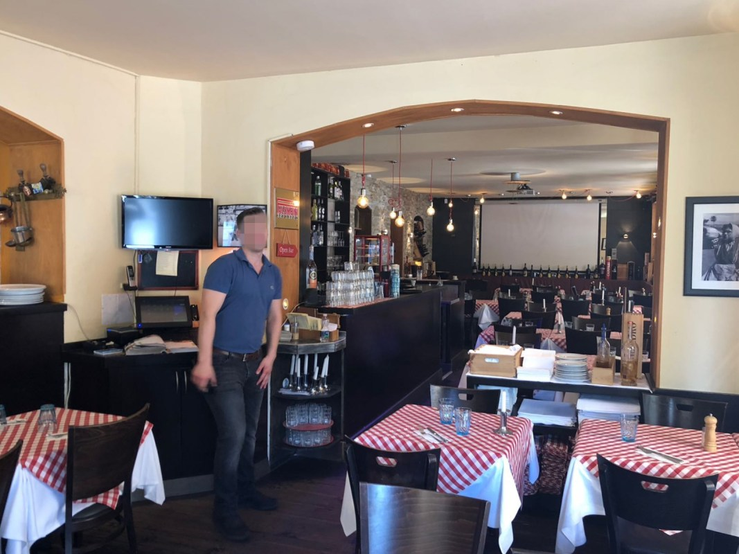 39 Piutrentanove Italian Restaurant In Berlin Kreuzberg Jump