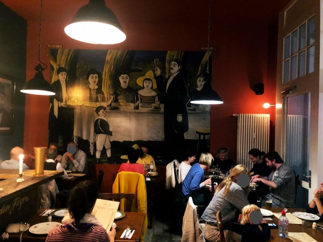 Restaurant Schwiliko In Northern Kreuzberg Jumpberlin