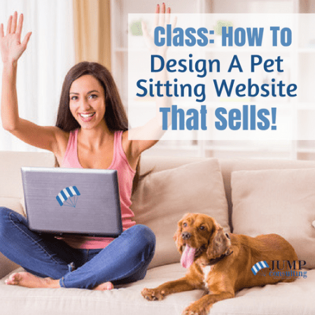 Pet Sitting Website Sell