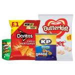 Shop crisps snacks Products