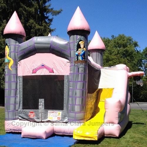 majestic princess castle