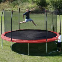 14 Foot Trampoline - Jumping Toys