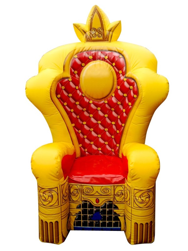 Royal Throne Inflatable Chair