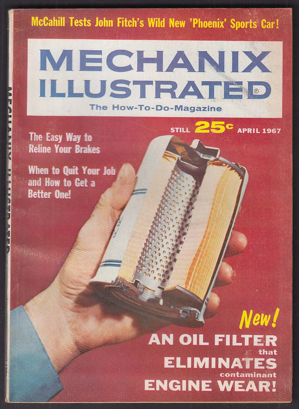 Fitch Phoenix : fitch, phoenix, MECHANIX, ILLUSTRATED, Fitch, Phoenix, Oldsmobile, Delmont, Tests