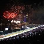 シンガポールF1レースの前に10個の宗教で儀式