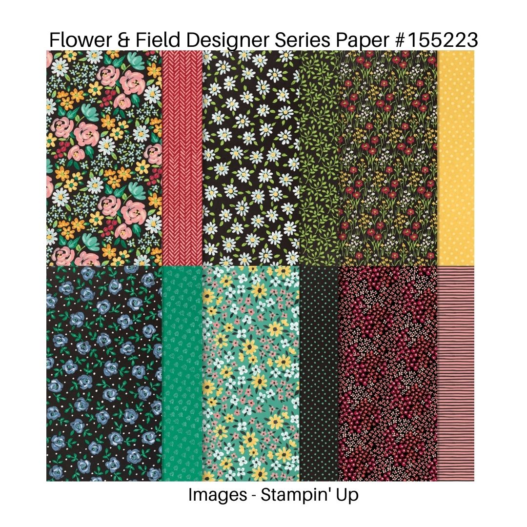 Field & Flowers DSP