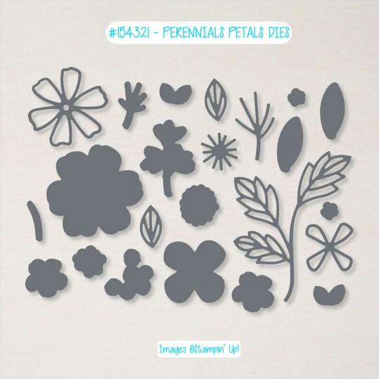 Perennial Petals Dies