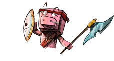 Pig warrior