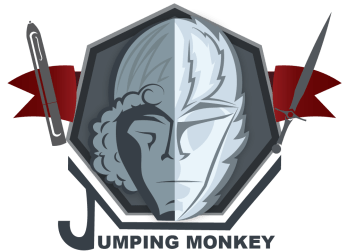 Small Jumping Monkey Logo-01