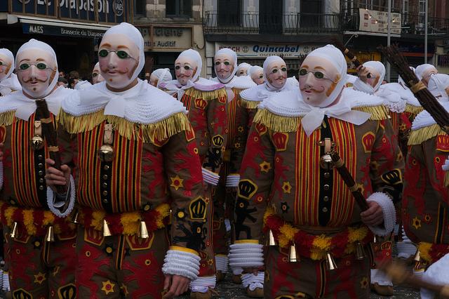 Carnivals of the World - Belgium